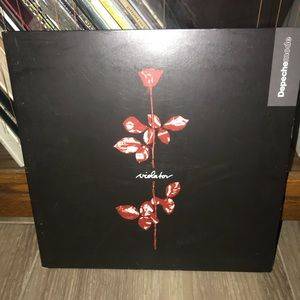 Other - Depeche Mode - Violator vinyl